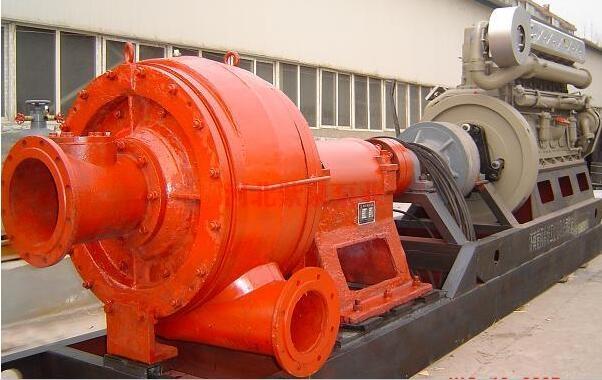 10寸泥沙泵